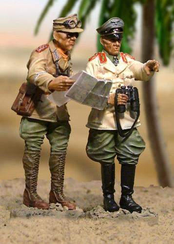 WW II - Afrika Korps