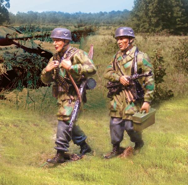 WW II - German Normandy