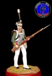 Унтер-офицер гвардейских пехотных полков 1812 г.Россия