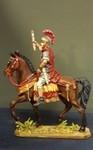 Конный римский командир