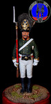 Унтер офицер лейб гвардии 1804