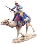 British Camel Corps Trooper, Mounted, Charging No.