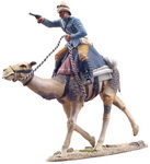 British Camel Corps Officer, Mounted, Advancing No.1
