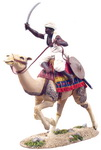 Mahdist Mounted on Camel Charging No.1