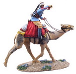 British Camel Corps Bugler, Mounted, Charging No.1