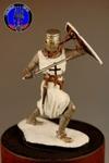 Рыцарь-гость на службе Тевтонского ордена 1242 г