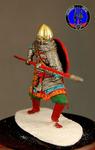 Русский копейщик 1242 г