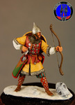 Русский лучник 1242 г