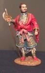 Китайский средневековый генерал