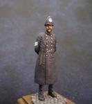 Сержант полиции Лондона 1865-97 гг