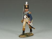 Армия Наполеона линейный строевой офицер