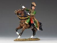 Армия Наполеона Антуан Шарль Луи Ласалль Дфранцузский кавалерийский генерал