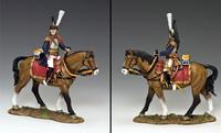 Армия Наполеона кирасирский генерал