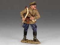 Офицер Советской армии (Shouting Red Army Officer)
